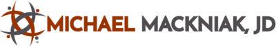 Michael Mackniak, JD Logo